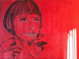 rtelier13-paintings-portraits-red lipsII-Erfurt-Kuechler-Dagmar-2014-12-11-003