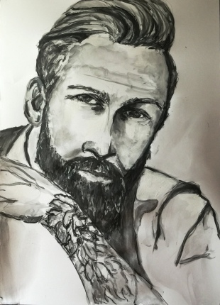 "series ""beards and tattoos"""