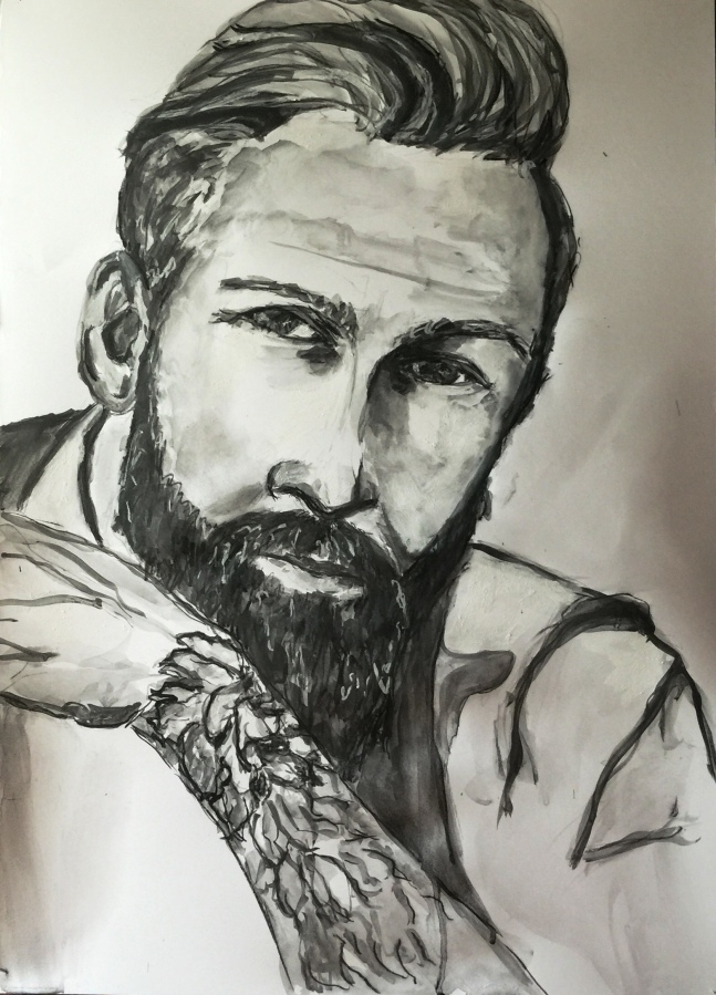 "series ""beards and tattoos"""