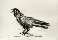 Artelier13-paintings-figurative-raven-Dagmar-Kuechler-Erfurt-0011