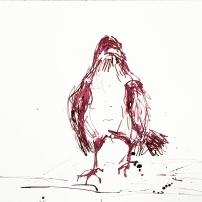Artelier13-paintings-figurative-raven-Dagmar-Kuechler-Erfurt-0013