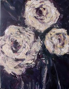 Artelier13-roses-yellow roses I-Erfurt-Kuechler-Dagmar-2018-04-20-001